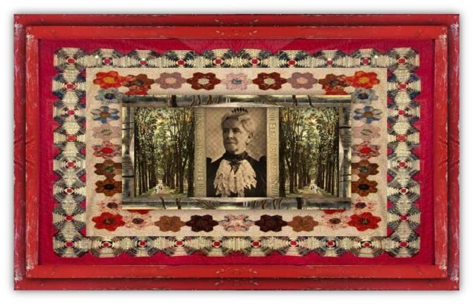 Ann Eliza Brainerd Smith(07 oct 1819 – 06 jan 1909   St Albans VT - St Albans VT) poet, author, novelist, essayist   women.born © susan.powers.bourne