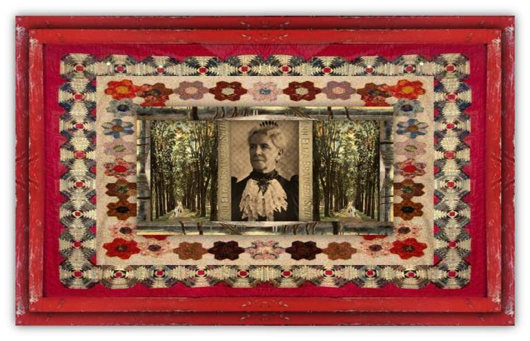 Ann Eliza Brainerd Smith(07 oct 1819 – 06 jan 1909 | St Albans VT - St Albans VT) poet, author, novelist, essayist | women.born © susan.powers.bourne