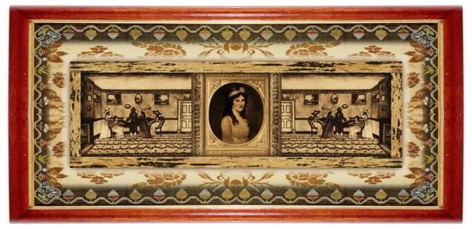 Sarah Thompson, Countess Rumford(10 oct 1774 – 02 dec 1852 | Concord NH - Concord NH) educator, philanthropist, first US woman to be named Countess, founded school for motherless girls | women.born © susan.powers.bourne