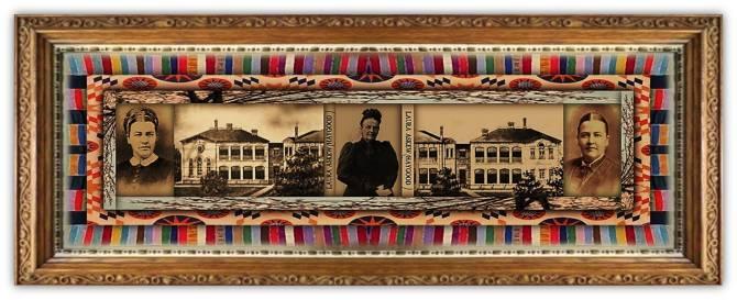 Laura Askew Haygood(14 oct 1845 – 29 apr 1900 | Watkinsville GA - Shanghai, China) educator, missionary, memoirist, letter correspondent | women.born © susan.powers.bourne