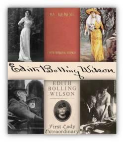 15 oct 1872   Edith Bolling Wilson
