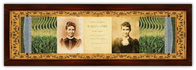 Ellen Palmer Allerton (17 oct 1835 – 31 aug 1893 Centerville NY - Padonia KS) poet
