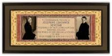 31 oct 1816   Josephine Louise Lemonnier Newcomb