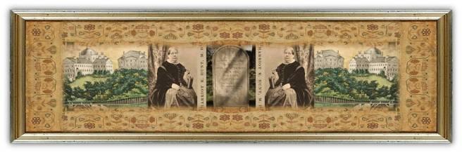 Harriot Kezia Hunt(09 nov 1805 – 02 jan 1875   Boston MA - Boston MA) memoirist, pioneer female physician, first female to apply [and be denied] to Harvard Medical School   women.born © susan.powers.bourn