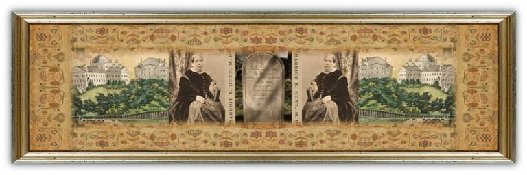 Harriot Kezia Hunt (09 nov 1805 – 02 jan 1875 | Boston MA - Boston MA) memoirist, pioneer female physician, first female to apply [and be denied] to Harvard Medical School | women.born © susan.powers.bourn