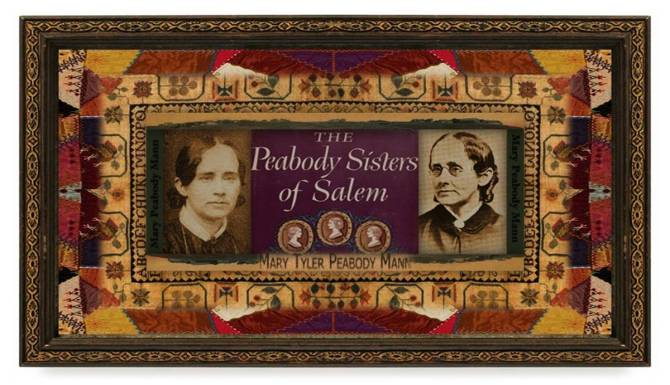 Mary Tyler Peabody Mann(16 nov 1806 – 11 feb 1887 | Cambridgeport MA - Jamaica Plain MA) author, educator, biographer, publisher, kindergarten reformer, Transcendentalist | women.born © susan.powers.bourne