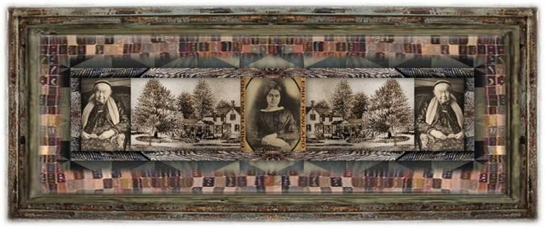Emily Howland(20 nov 1827 – 29 jun 1929 | Sherwood NY - Sherwood NY) author, educator, philanthropist, freed slave school founder | women.born © susan.powers.bourne