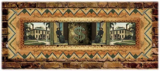 Henrietta Howland Robinson [Hetty] Green(21 nov 1834 – 03 jul 1916 | New Bedford MA - New York NY) heiress, folk figure, millionaire,financial investor, aka The Witch of Wall Street | women.born © susan.powers.bourne