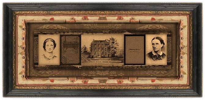 Ann Preston(01 dec 1813 – 18 apr 1872 | West Grove PA - Philadelphia PA) educator, physician, essayist, Quaker, children's book author, women's medical education activist | women.born.today © susan.powers.bourne