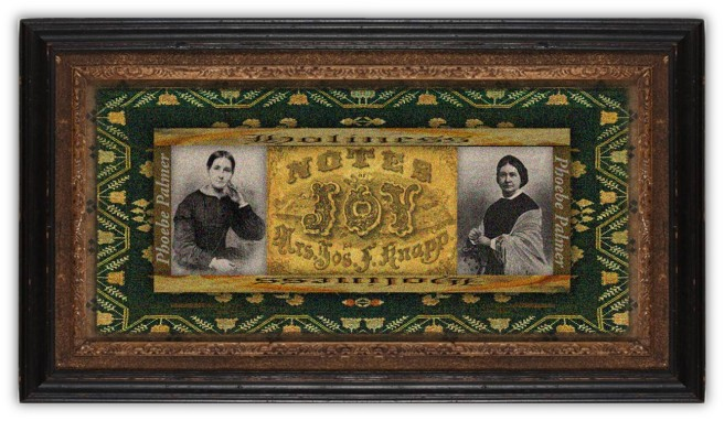 Phoebe Palmer Knapp(18 dec 1807 - 02 nov 1874 | New York NY - New York NY) author, hymnist, religious pioneer, Christian music advocate | women.born.today © susan.powers.bourne
