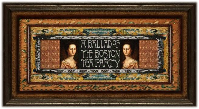Sarah Bradlee Fulton(24 dec 1740 - 09 nov 1835   Dorchester MA - Medford MA) US Revolutionary War activist, folk figure, volunteer war field nurse,aka Mother of the Boston Tea Party   women.born.today © susan.powers.bourne