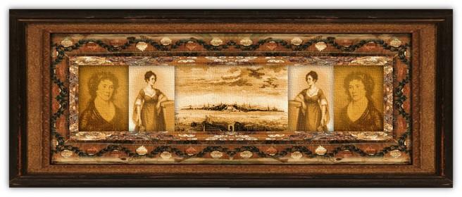 Sally Foster Otis(10 jan 1770 - 06 sep 1838 | Boston MA - Boston MA) hostess, folk figure, Francophile,aka Queen of Boston Society | women.born.today © susan.powers.bourne