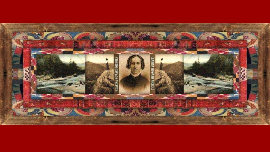 25 jan 1810 Clarina Irene Howard Nichols