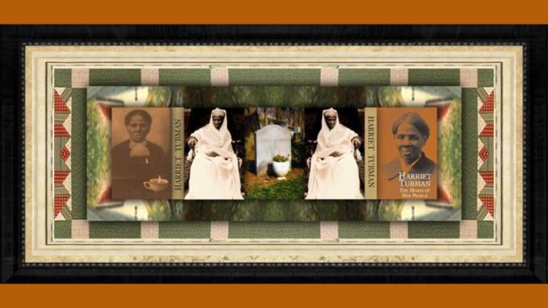 29 jan 1820 Araminta Harriet Ross Tubman
