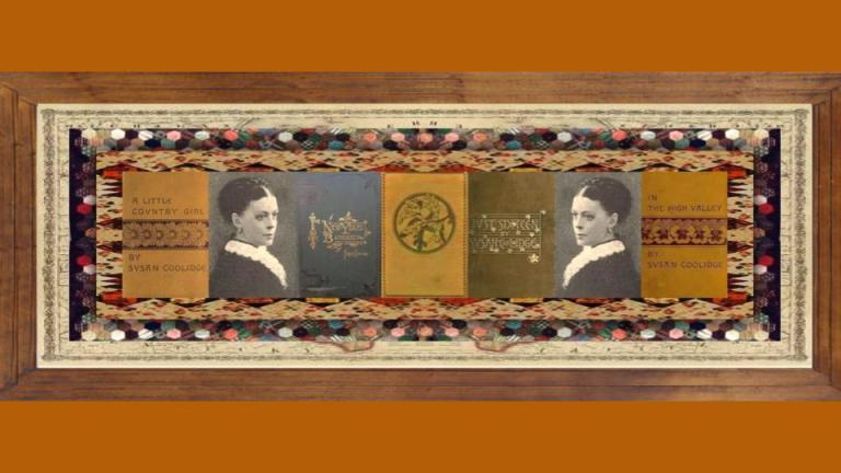 29 jan 1835 Sarah Chauncey Woolsey aka Susan Coolidge