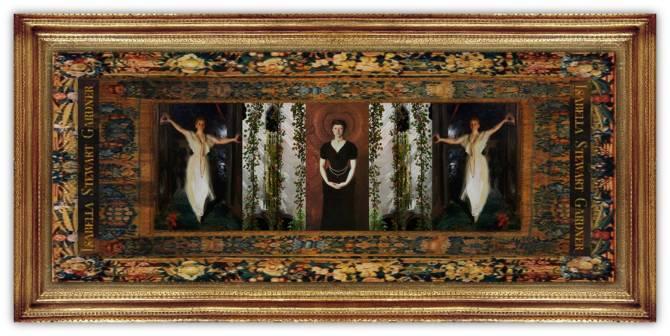 14 apr 1840 Isabella Stewart Gardner