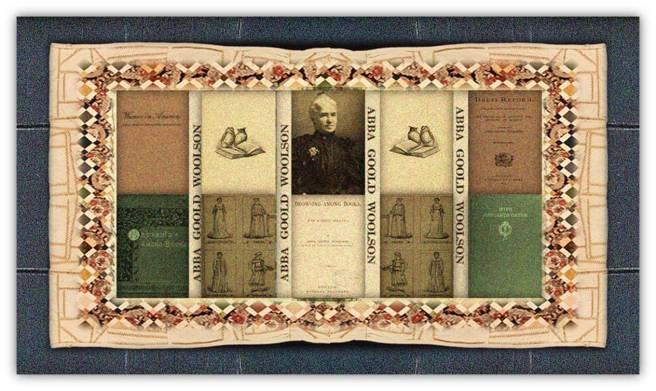 30 apr 1838 Abba Louise Goold Woolson