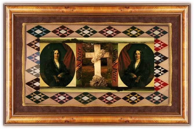 10 may 1800 Sarah Anne Worthington King Peter