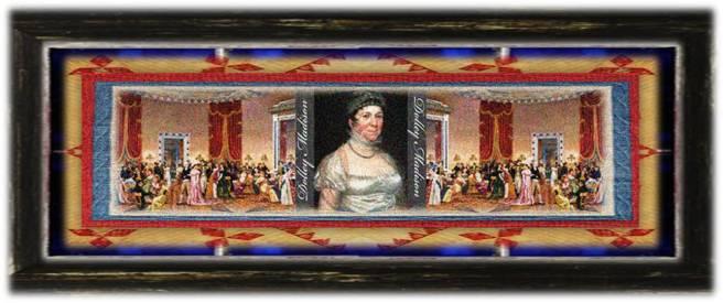 20 may 1768 Dolley Payne Todd Madison