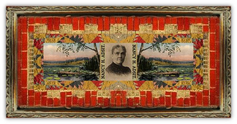 21 may 1825 Nancy H. Adsit