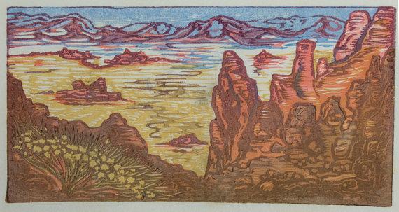 Arango Valley of Fire II