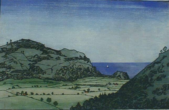 Colwell Seaside Landscape