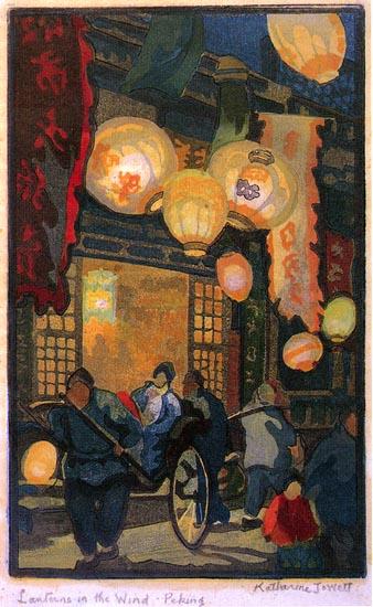 Jowett Lanterns in the Wind