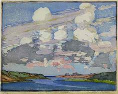 Patterson Summer Clouds