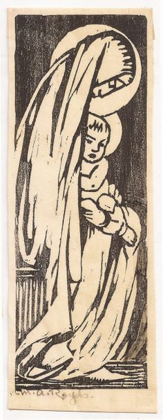 Royds | Virgin and Child