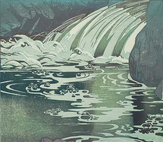 Royds Waterfall