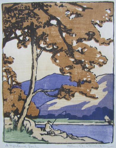 Stevenson A Highland Loch