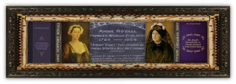 11 jun 1769 Anne Newport Royall