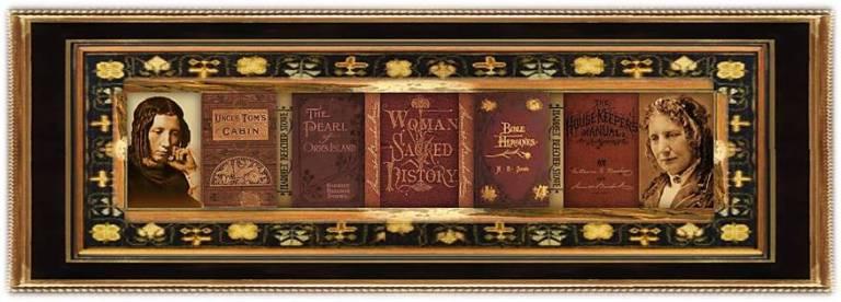 14 jun 1811 Harriet Beecher Stowe