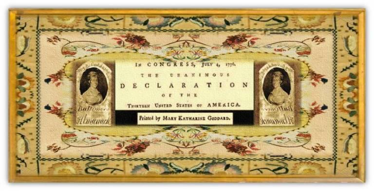 16 jun 1738 Mary Catherine Goddard