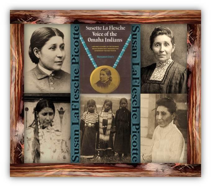 17 jun 1865 Susan LaFlesche Picotte