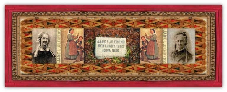 18 jun 1803 Jane Lampton Clemens