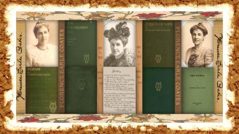 01 jul 1850 Florence Earle Coates