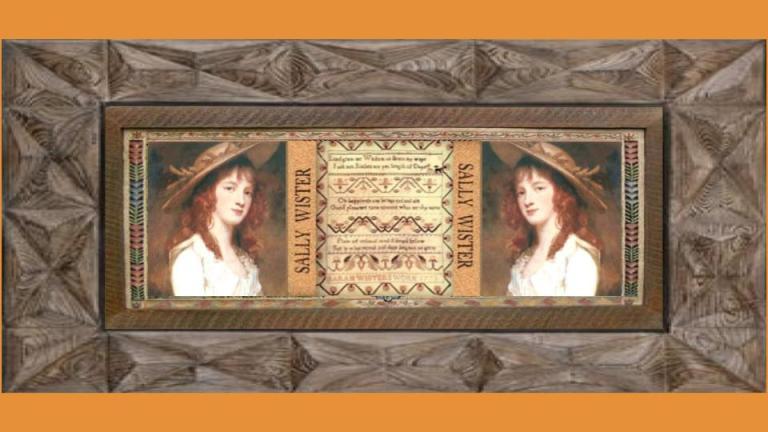 20 jul 1761 Sally Wister