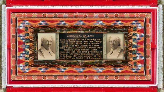 06 aug 1817 Zerelda G Wallace