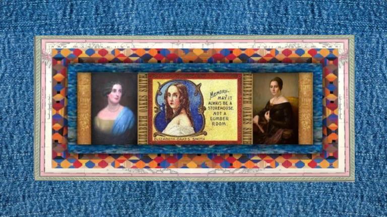 12 aug 1806 Elizabeth Oakes Smith