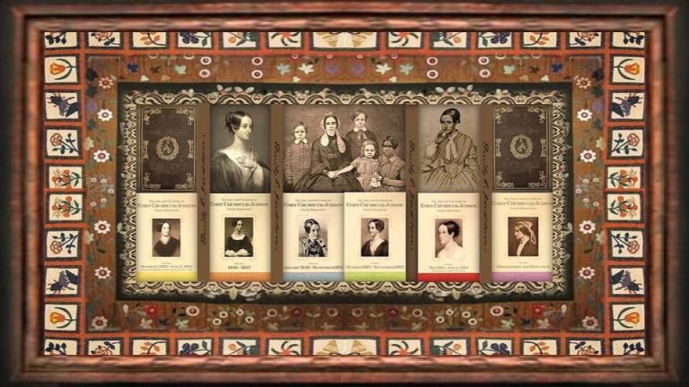 22 aug 1817 Emily Chubbuck Judson