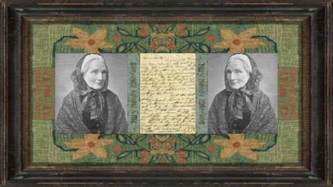 23 aug 1774 Mary Moody Emerson