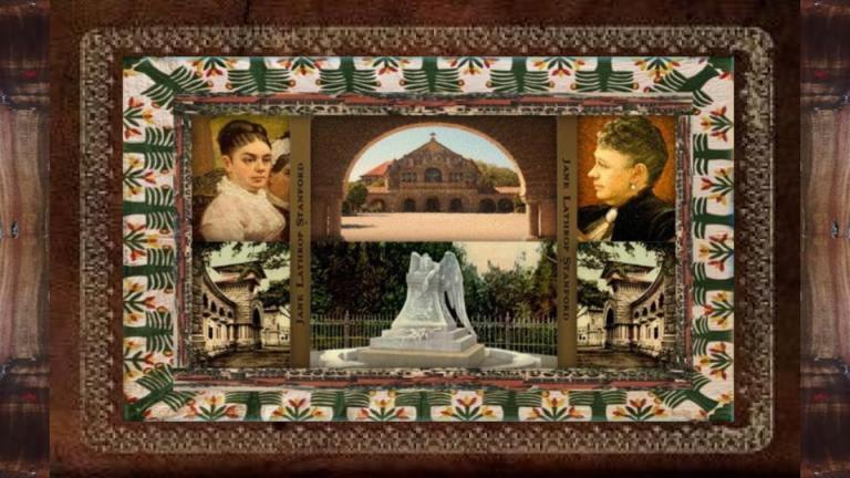 25 aug 1828 Jane Lathrop Stanford