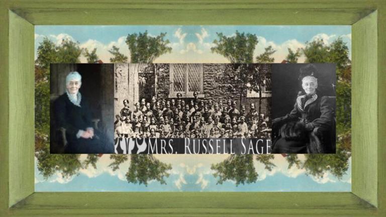 08 sep 1828 Margaret Olivia Slocum Sage