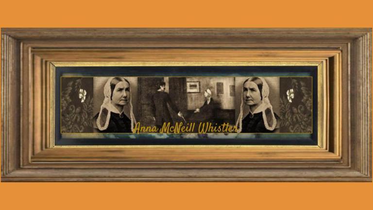 27 sep 1804 Anna McNeill Whistler