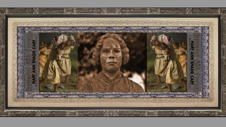 09 oct 1823 Mary Ann Shadd Cary