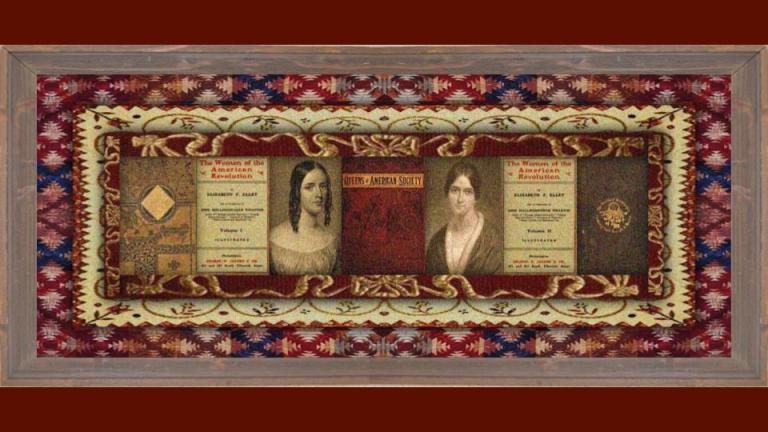 18 oct 1818 Elizabeth Fries Lummis Ellet
