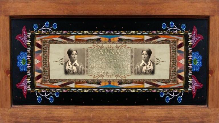 19 oct 1813 Anna Murray-Douglass