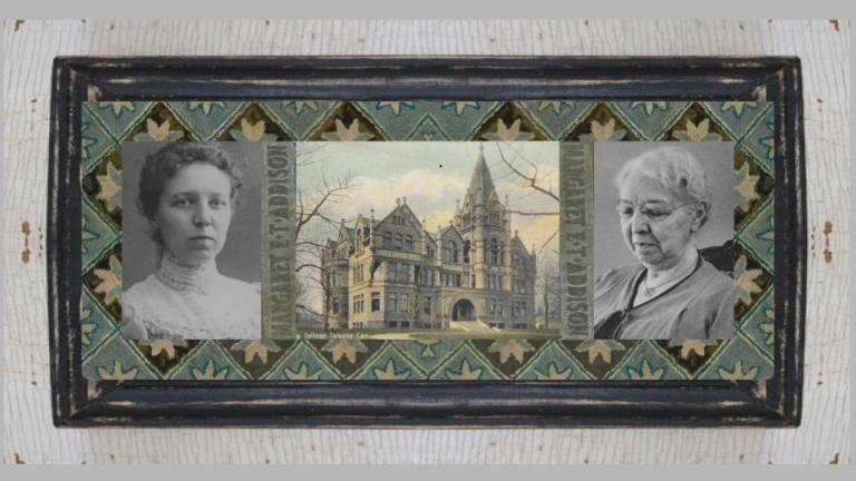 21 oct 1868 Margaret Eleanor Theodora Addison