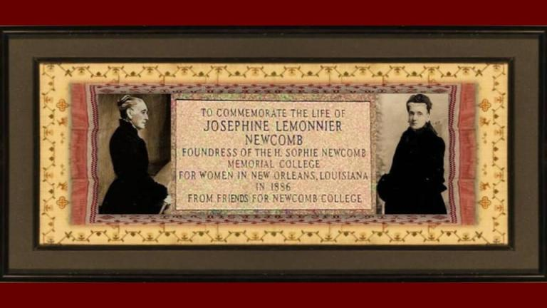 31-oct-1816 Josephine Louise LeMonnier Newcomb